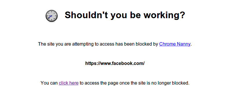 How to Block Websites in Chrome