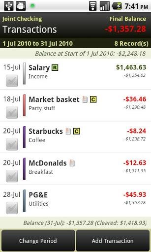 Expense Tracking Apps - EasyMoney