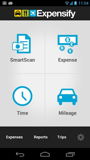 Expense Tracking Apps - Expensify