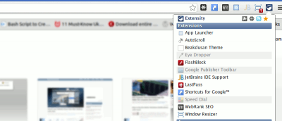 How To Disable Chrome Extensions With One Click