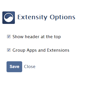 extensity-options