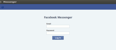 Accessing Facebook Messenger From Linux Desktop