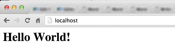 mac-chrome-localhost-apache2-hello-world