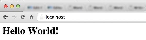 mac-chrome-localhost-apache2-hello-world