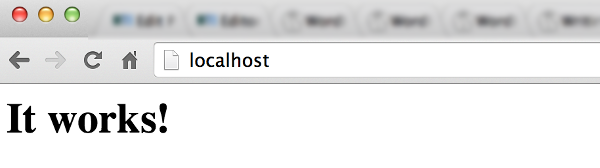 mac-chrome-localhost-apache2-it-works