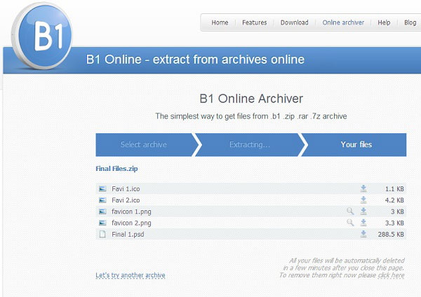 Best Online Tools To Unzip Files and Decompress Archives