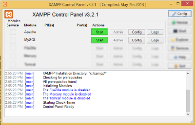windows-xampp-config-panel