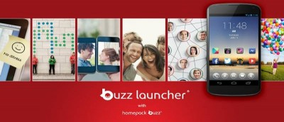 Apply Others' Homescreens to Your Android Phone With Buzz Launcher
