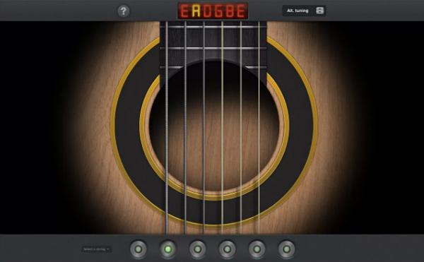 Guitar Tuner Musician App