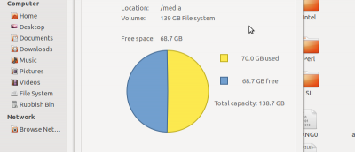 Use Agedu to Analyze Hard Disk Space Usage in Linux