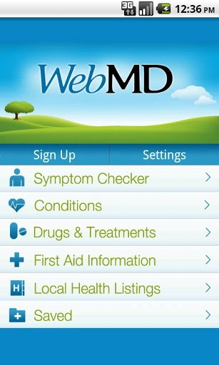 android-fitness-webmd