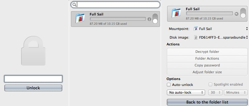 Secure Your Folders with Espionage Encryption [Mac]
