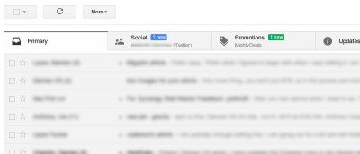 How to Configure The Tabbed Inbox In Gmail