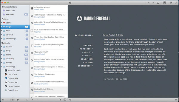 ReadKit for Mac.