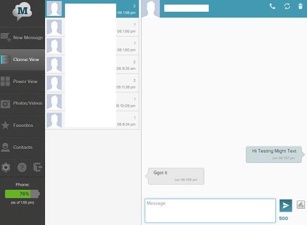 send-sms-web