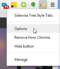sidewise more options