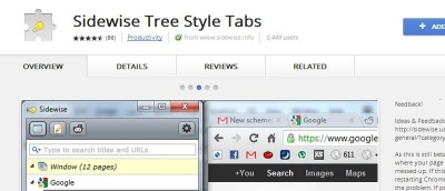 Better Manage Chrome Browser Tabs By Hibernating Unused Tabs