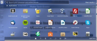 How to Install Unity Smart Scopes in Ubuntu 13.04