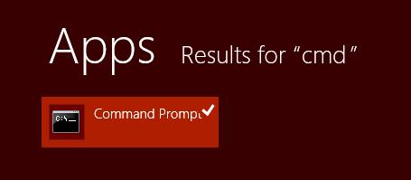 windows 8.1 update command prompt