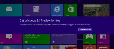 Bypass the 'The update is not applicable to your computer' Error and Install Windows 8.1 Preview