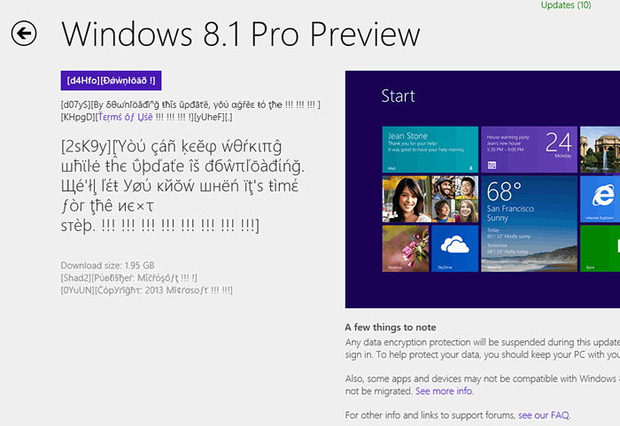 windows 8.1 store download