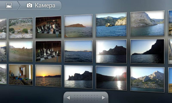 Android Photo Gallery App Alternatives - Customizable Gallery 3D