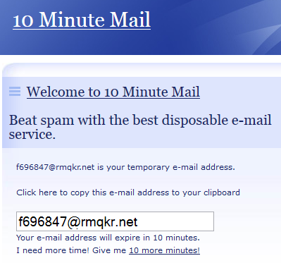 disposable-email-service-in-use