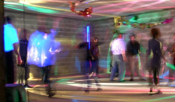 Chromecast-Party