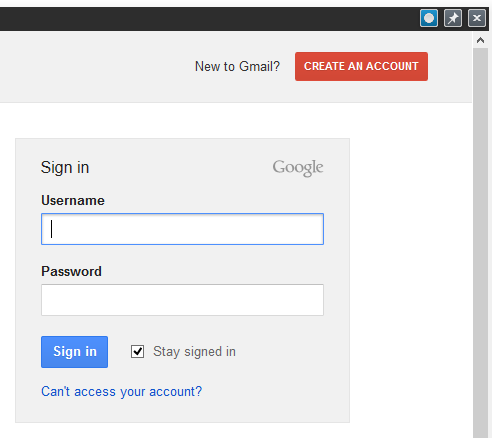login-to-gmail-panel