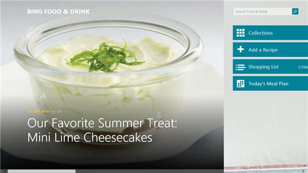 bing-food-and-drink-app