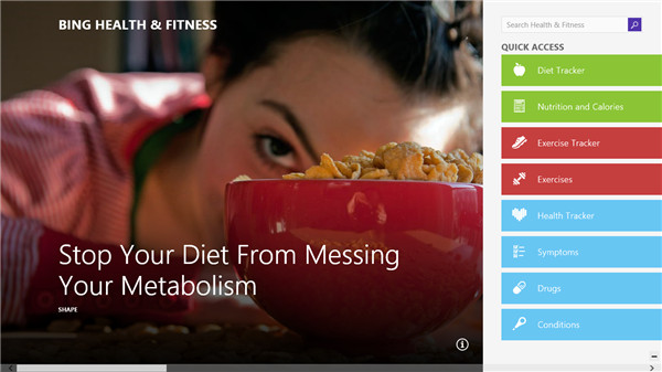 bing-health-and-fitness-app