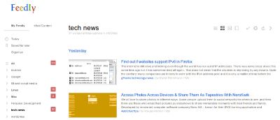 Make Feedly a Better RSS Reader With These Google Chrome Extensions