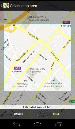 google-maps-save-area