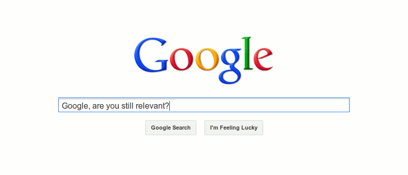 Does Google Still Provide Relevant Search Results? [Poll]