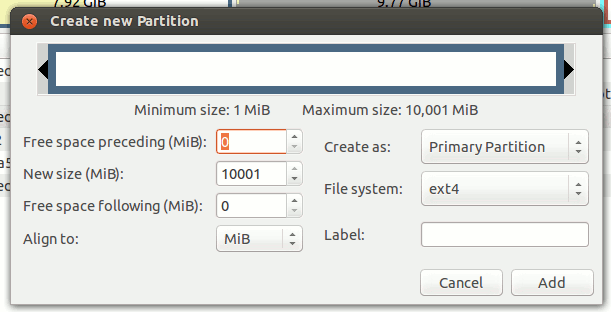 gparted-add-new-partition