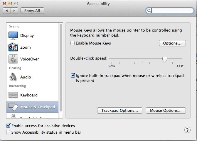 mac-disable-trackpad-option