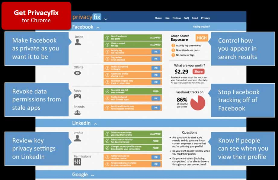 privacyfix-web-site