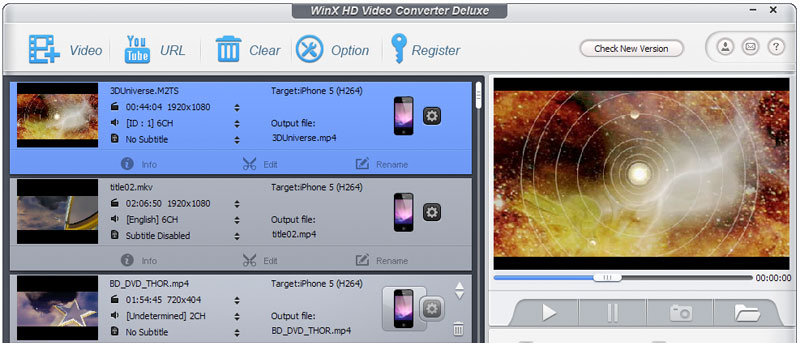 Grab Your Free Copies of WinX HD Video Converter Deluxe Now! [Sponsored Giveaway]
