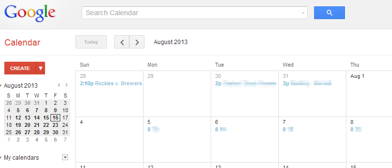Add Events to Google Calendar From Anywhere in the Web
