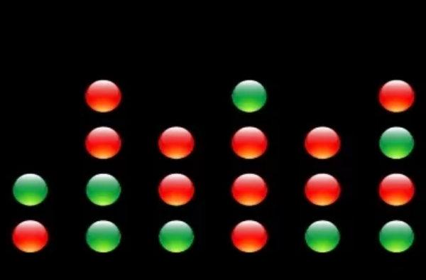 ChromeClocks-BinaryClock