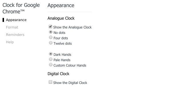 ChromeClocks-ClockForGoogleChrome