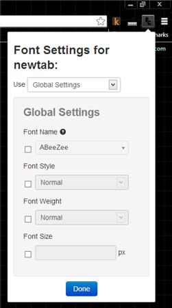 font-settings-chrome-font-changer