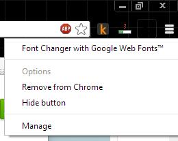 left-click-font-changer