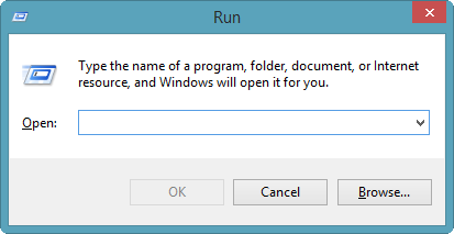 open-run-in-windows-8.1