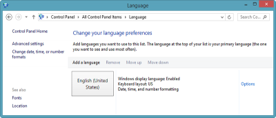 How to Set Individual App Languages in Windows 8