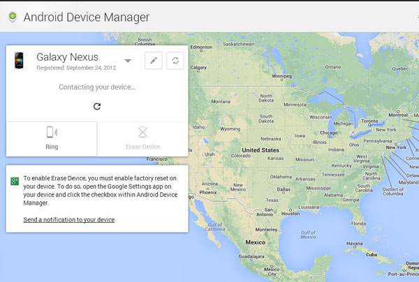 android-device-manager-map