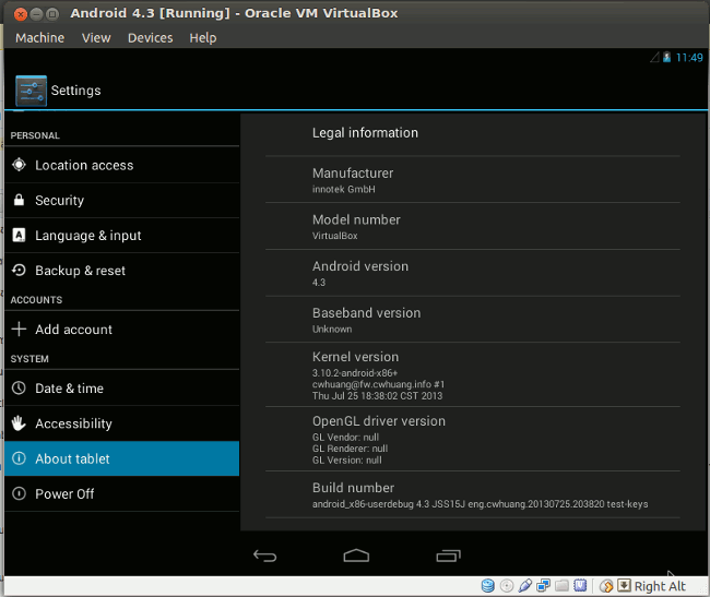 android43-virtual-machine-android-version