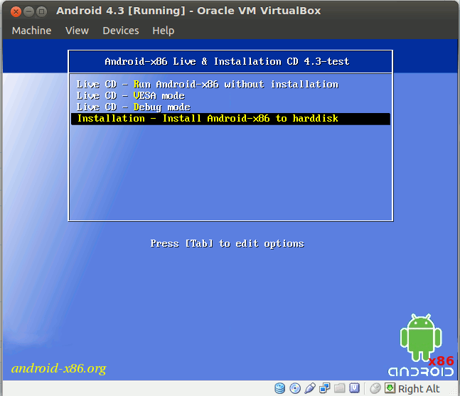 android43-virtual-machine-installation