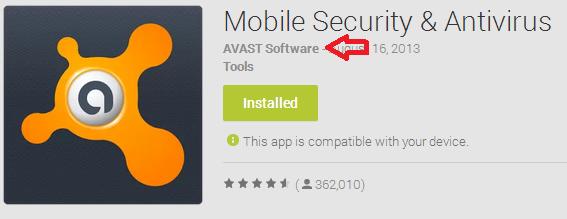 androidmalware-aboutdeveloper