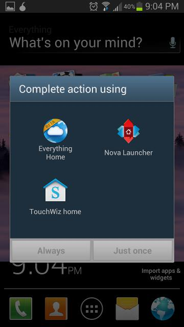 everything-home-default-launcher